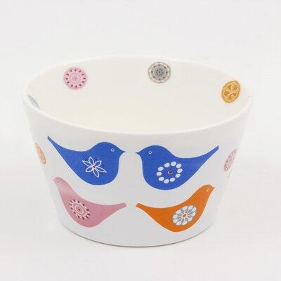 ECP Design Ltd Love Birds 450ml Soup / Cereal Bowl