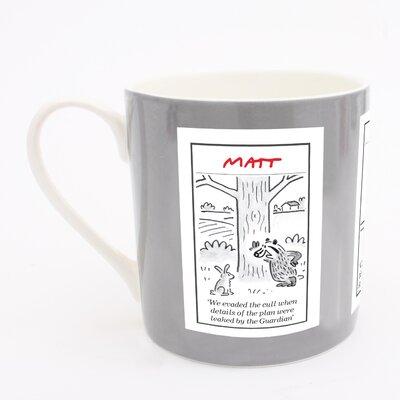 ECP Design Ltd Matt Daily Life Mug