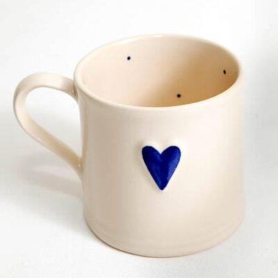 ECP Design Ltd Heart Large Mug