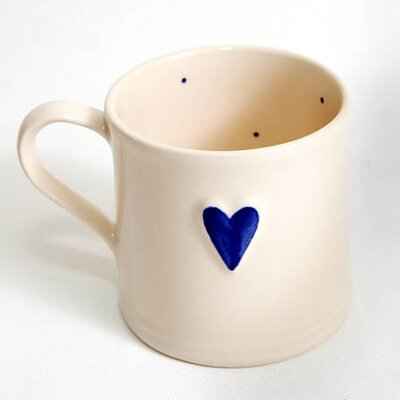 ECP Design Ltd Heart Small Mug