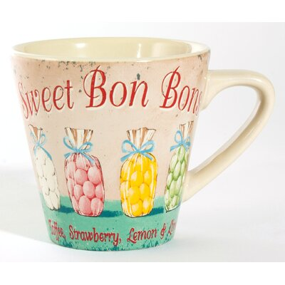 ECP Design Ltd Coffee Break Bon Bon Large Mug
