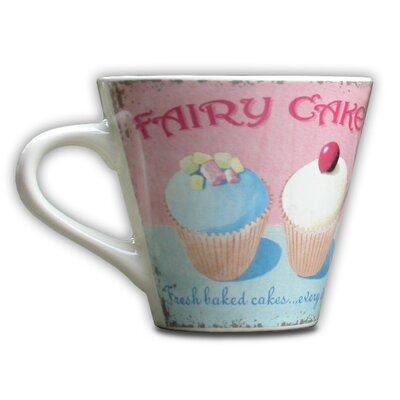 ECP Design Ltd Coffee Break Fairy Cake Large Mug