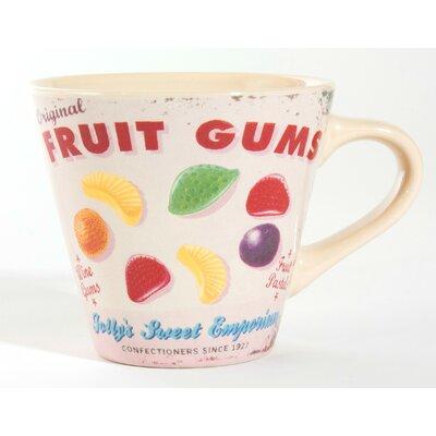 ECP Design Ltd Coffee Break Fruit Gum Small Mug