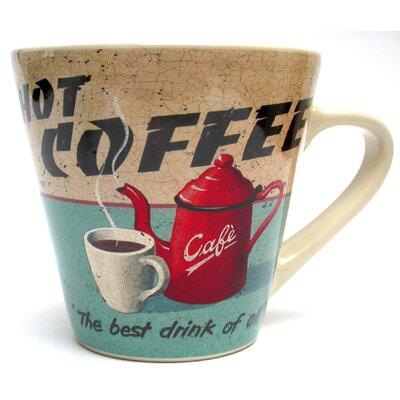 ECP Design Ltd Coffee Break Hot Coffee Large Mug