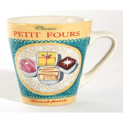 ECP Design Ltd Coffee Break Petit Fours Large Mug