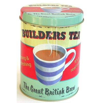 ECP Design Ltd Coffee Break by Martin Wiscombe Tea Storage Tin