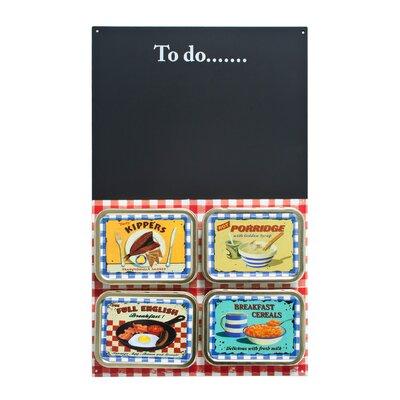 ECP Design Ltd Coffee Break Kitchen Magnetic Memo Board