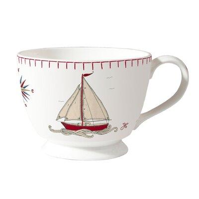ECP Design Ltd Seaside 14cm Bone China Boat J.Constatine Mug