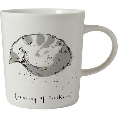 ECP Design Ltd Cats 8.5cm Porcelain Dreaming Mug