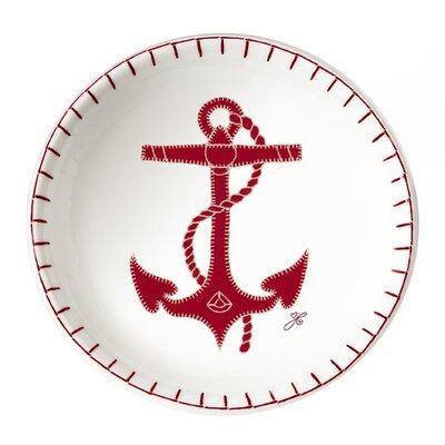 ECP Design Ltd Seaside 12cm Bone China Anchor Dish