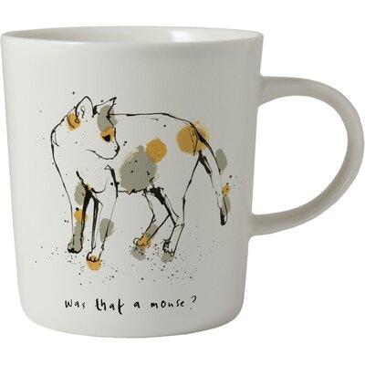 ECP Design Ltd Cats 300ml Porcelain Mug