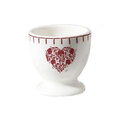 ECP Design Ltd Romany 5cm Heart Egg Cup