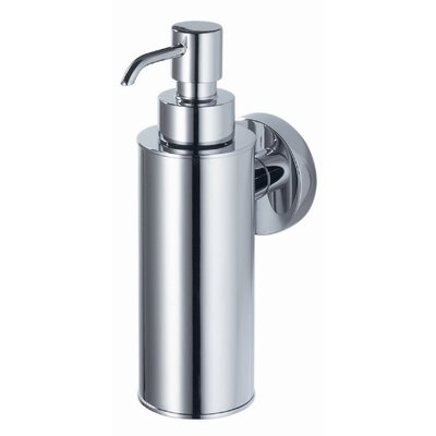 Haceka Kosmos Soap Dispenser in Chrome
