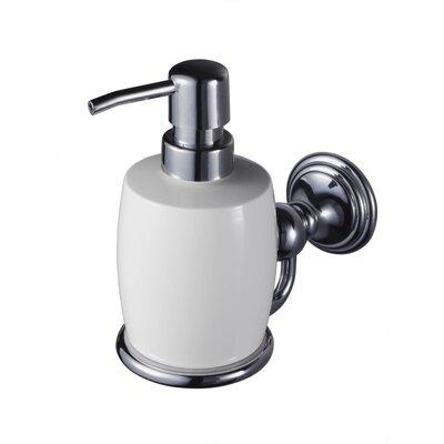 Haceka Allure Soap Dispenser in Chrome