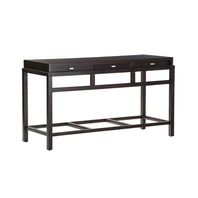 Spats Console Table Top Finish: Espresso