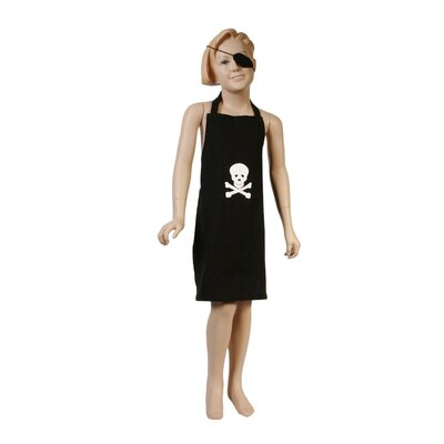 In The Mood Collection© Kids Cotton Pirate Apron