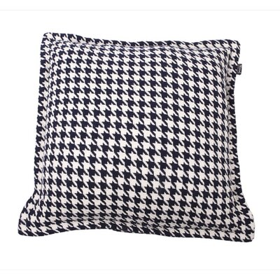 In The Mood Collection© Pied De Poule Cushion Cover