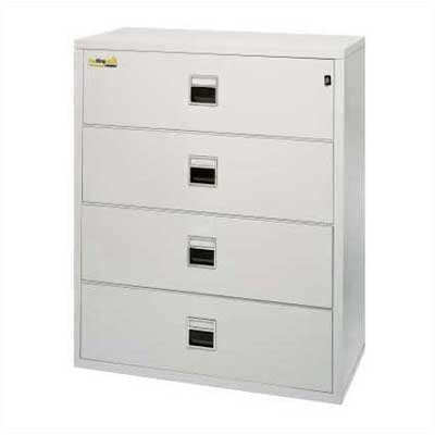 FireKing Fireproof 3-Drawer Lateral Signature File