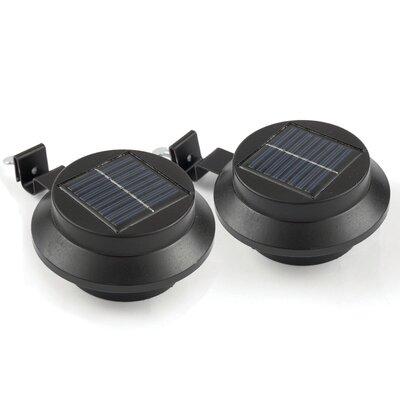 Gablemere Solar Gutter 3 Light Night Light