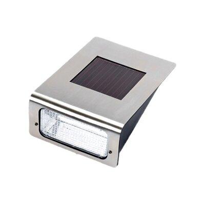 Gablemere Solar 1 Light Outdoor Flush Mount