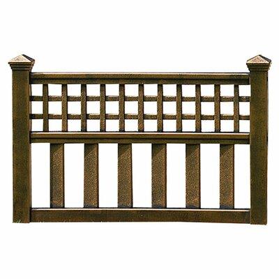 Gablemere Plastic Fence Panel
