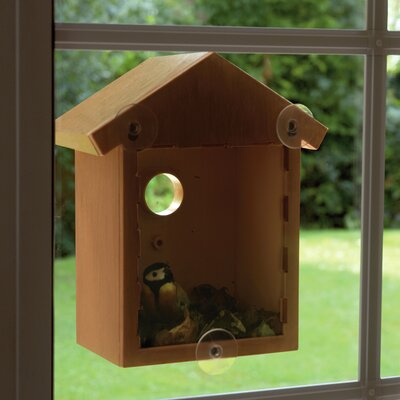 Gablemere Easy View Bird Box