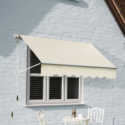 Gablemere Oakley 1.98m W x 1.98m D Awning