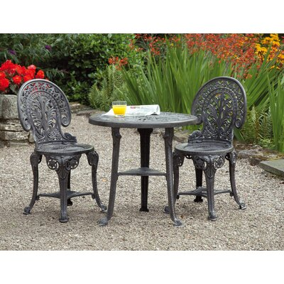 Gablemere 2 Seater Bistro Set