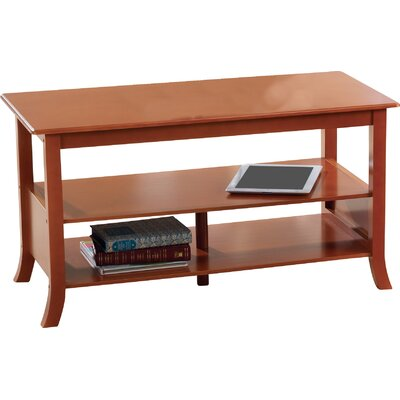 Gablemere Coffee Table with Magazine Rack