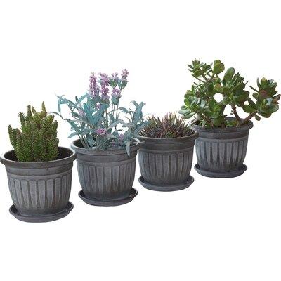 Gablemere Round Pot Planter
