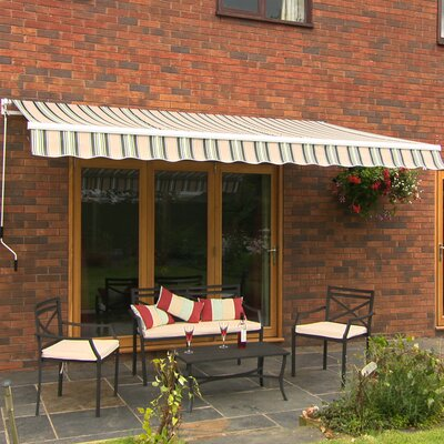 Gablemere Gablemere Ascot 1.5m W x 2.2m D Awning