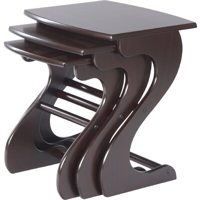 Gablemere 3 Piece Nesting Table Set