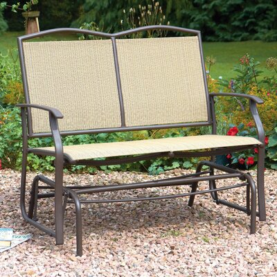 Gablemere 2 Seater Steel Bench