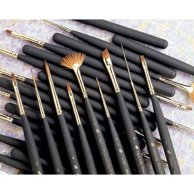 Princeton Artist Brush Natural Bristle Flat Brush