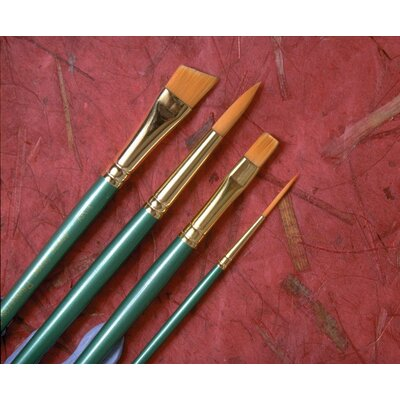 Watercolor Round Brush Size: 5/0