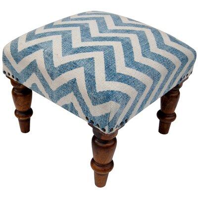 Handmade Upholstered Stool