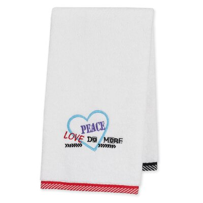 Graffiti 100% Cotton Hand Towel