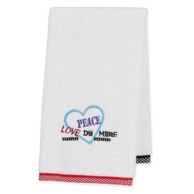 Graffiti 100% Cotton Hand Towel
