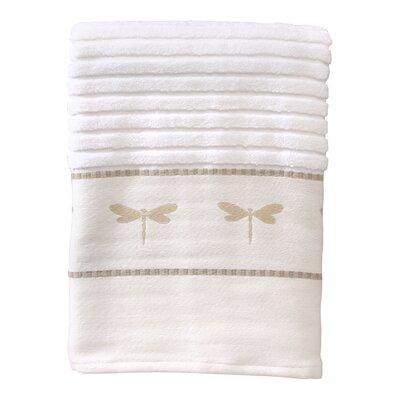 Bordelon Jacquard 100% Cotton Bath Towel