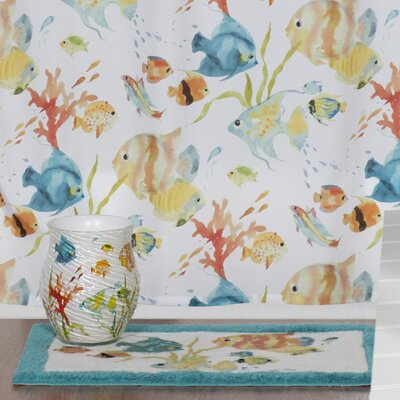 Cater Fish Multi Color Rug