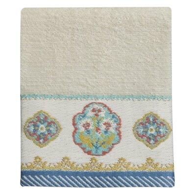 Sasha Jacquard 100% Cotton Washcloth