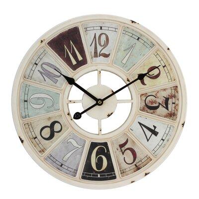 Juliana Impressions Hometime 40cm Retro Look Wall Clock