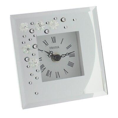Juliana Impressions Hestia Mantel Clock