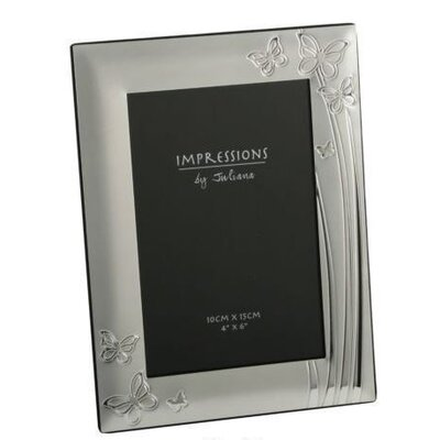Juliana Impressions Butterfly Design Picture Frame