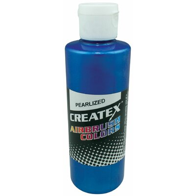 Airbrush Pearlescent Paints Capacity: 2 Oz, Color: Blue