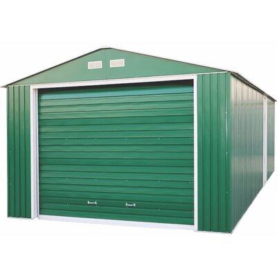 Duramax Olympian 12 x 31 Metal Garage Shed