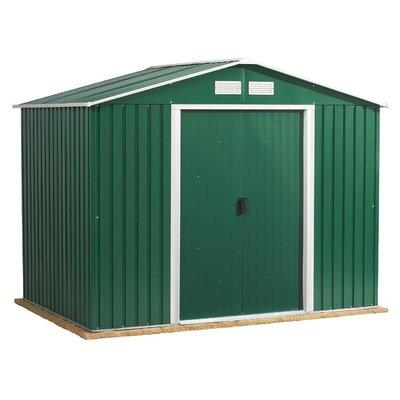 Duramax Rosedale 8 x 8 Metal Storage Shed