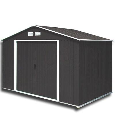 Duramax Springdale 10 x 8 Metal Storage Shed