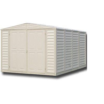 Duramax Duramate 8 x 10 Plastic Storage Shed