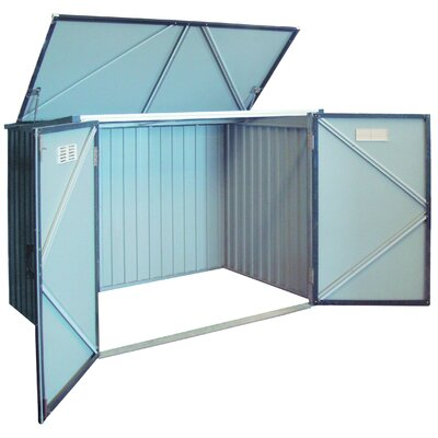 Duramax 5 x 3 Metal Storage Shed